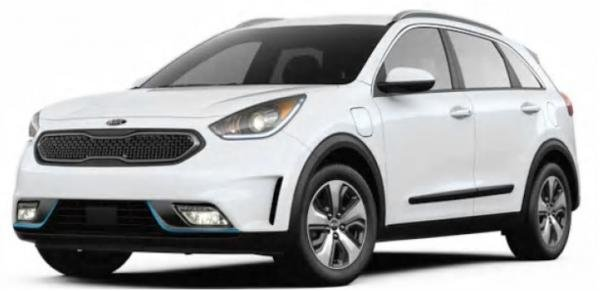 Showcase cover image for Sstr Maria's 2018 Kia Niro PHEV LX